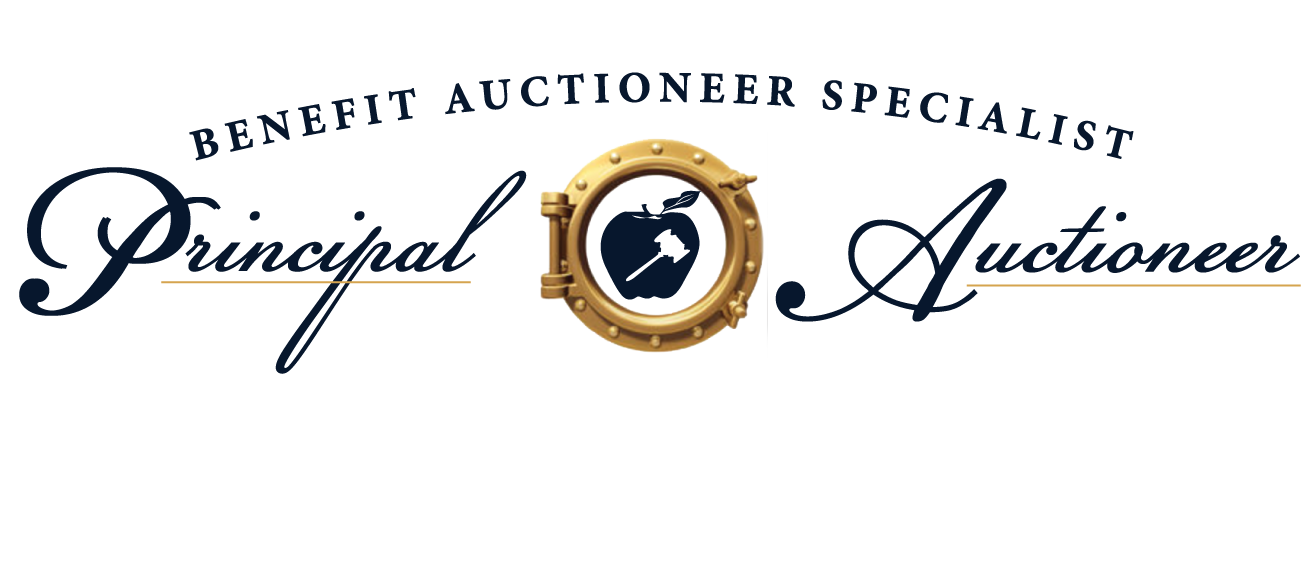 The Bay Area's Principal Auctioneer | Marin & San Francisco Bay Area Benefit Specialist